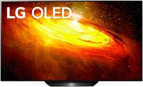 LG OLED BX Series OLED65BXPTA 65 inch (165 cm) Ultra HD 4K OLED HDR 10 Pro Gaming Android Smart TV