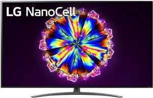 LG NANO91 Series 55NANO91TNA 55 inch (140 cm) Ultra HD 4K LED HDR 10 Pro NanoCell Gaming Android Smart TV