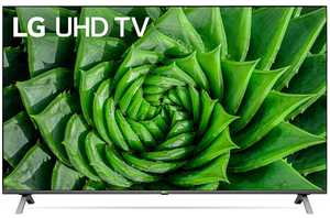 LG UN80 Series 65UN8000PTA 65 inch (165 cm) Ultra HD 4K LED HDR 10 Pro Gaming Android Smart TV