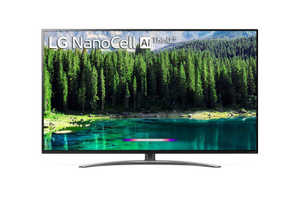 LG 65SM8600PTA 65 inch (165 cm) Ultra HD 4K LED HDR 10 Pro NanoCell Gaming Android Smart TV