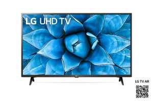 LG UN73 Series 55UN7300PTC 55 inch (140 cm) Ultra HD 4K IPS Panel LED HDR 10 Pro Gaming Android Smart TV