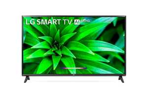 LG AI ThinQ 32LM576BPTC 32 inch (81 cm) HD Ready LED HDR 10 Pro Wireless Sound Android Smart TV