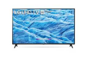 LG UM72 Series 65UM7290PTD 65 inch (165 cm) Ultra HD 4K IPS Panel LED HDR 10 Pro Wireless Sound Android Smart TV