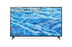 LG UM72 Series 65UM7290PTD 65 inch (165 cm) Ultra HD 4K IPS Panel LED HDR 10 Pro Wireless Sound Android Smart TV
