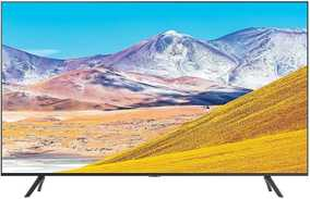 Samsung Series 8 UA55TU8200KXXL 55 inch (140 cm) Ultra HD 4K LED HDR 10 Plus Crystal Display Gaming Android Smart TV