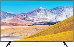 Samsung Series 8 UA50TU8000KXXL 50 inch (127 cm) Ultra HD 4K LED HDR 10 Plus Crystal Display Gaming Android Smart TV