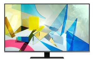 Samsung Series 8 QA49Q80TAKXXL 49 inch (124 cm) Ultra HD 4K QLED Quantum HDR 8x Gaming Android Smart TV
