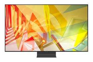 Samsung Series 9 QA55Q95TAKXXL 55 inch (140 cm) Ultra HD 4K QLED Quantum HDR 12x Gaming Android Smart TV