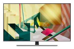 Samsung Series 7 QA75Q70TAKXXL 75 inch (191 cm) Ultra HD 4K QLED Quantum HDR Gaming Android Smart TV