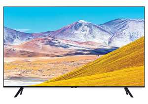 Samsung Series 8 UA43TU8000KBXL 43 inch (109 cm) Ultra HD 4K LED HDR 10 Plus Crystal Display Gaming Android Smart TV