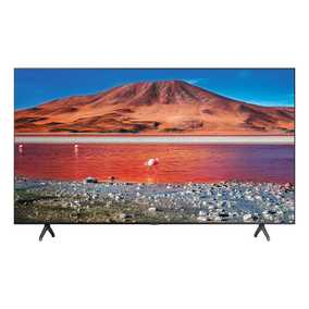 Samsung Series 7 UA58TU7200KXXL 58 inch (147 cm) Ultra HD 4K LED HDR 10 Plus Crystal Display Gaming Android Smart TV