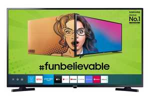 Samsung Series 5 UA43T5310AKXXL 43 inch (109 cm) Full HD LED HDR Android Smart TV