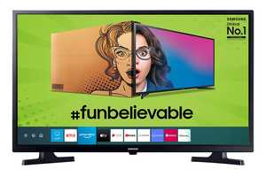 Samsung Series 4 UA32T4310AKXXL 32 inch (81 cm) HD Ready LED HDR Android Smart TV