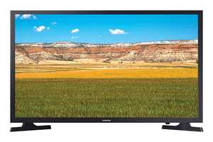 Samsung Series 4 UA32T4550AKXXL 32 inch (81 cm) HD Ready LED HDR Android Smart TV