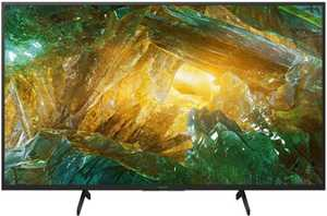 Sony X8000H Series KD-49X8000H 49 inch (124 cm) Ultra HD 4K LCD Panel LED HDR 10 Android Smart TV