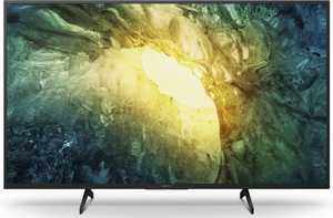 Sony X7500H Series KD-43X7500H 43 inch (109 cm) Ultra HD 4K LCD Panel LED HDR 10 Android Smart TV