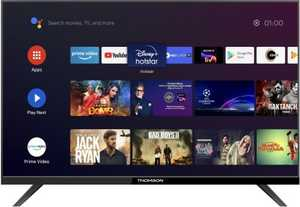Thomson 9A Series 32PATH0011BL 32 inch (81 cm) HD Ready LED Super Bright Android Smart TV