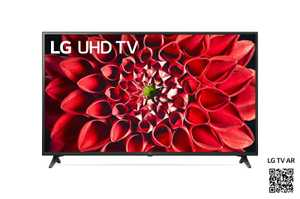 LG UN73 Series 43UN7350PTD 43 inch (109 cm) Ultra HD 4K LED HDR 10 Pro Gaming Android Smart TV