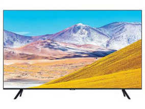 Samsung Series 8 UA43TU8000KXXL 43 inch (109 cm) Ultra HD 4K LED HDR 10 Plus Crystal Display Gaming Android Smart TV
