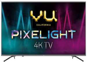VU Pixelight Series 75QDV 75 inch (191 cm) Ultra HD 4K DLED Android Smart TV