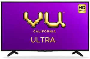 VU 32GA 32 inch (81 cm) HD Ready DLED Android Smart TV