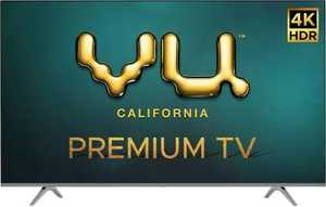 VU Premium Series 55PM 55 inch (140 cm) Ultra HD 4K DLED HDR 10 Plus Android Smart TV