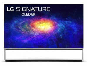 LG ZX Series OLED88ZXPTA 88 inch (224 cm) Ultra HD 8K OLED HDR 10 Pro Signature Android Smart TV