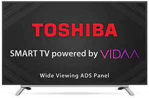 Toshiba L50 Series 32L5050 32 inch (81.28 cm) Full HD ADS Panel LED HDR Android Smart TV