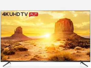 iFFALCON K3A Series 65K3A 65 inch (165.10 cm) Ultra HD 4K HDR 10 Plus LED Ultra-Slim AI Smart TV