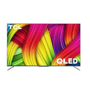 TCL C715 Series 55C715 55 inch (139.70 cm) Ultra HD 4K HDR 10 Plus CSOT Panel QLED Hands Free Voice Control AI Gaming Smart TV