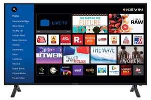 Kevin KN43UHD-PRO 43 inch (109.22 cm) Ultra HD 4K HDR 10 LED Ultra-Slim Smart TV