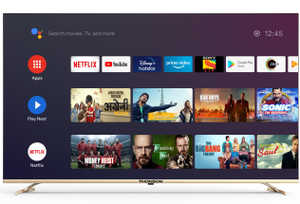 Thomson 55 OATHPRO 0101 55 inch (139.70 cm) Ultra HD 4K HDR 10 LED Gaming Smart TV