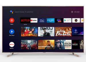 Thomson 75 OATHPRO 2121 75 inch (190.50 cm) Ultra HD 4K HDR 10 LED Gaming Smart TV