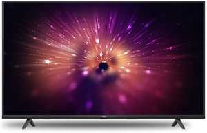 TCL P615 Series 43P615 43 inch (109.22 cm) Ultra HD 4K HDR 10 LED Hands Free Voice Control AI Smart TV