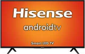 HiSense A56E Series 32A56E 32 inch (81.28 cm) HD Ready LED Hands Free Voice Control Smart TV