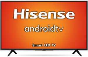 HiSense A56E Series 43A56E 43 inch (109.22 cm) Full HD LED Hands Free Voice Control Smart TV