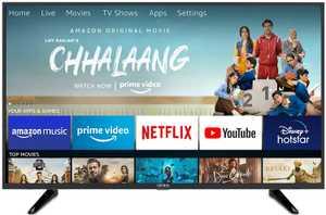 Onida 43FIF1 43 inch (109.22 cm) HD Ready LED Fire TV Edition Smart TV