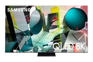 Samsung Series 9 QA85Q950TSKXXL 85 inch (215.90 cm) Ultra HD 8K Quantum HDR 32x QLED Ultra Slim Gaming Smart TV