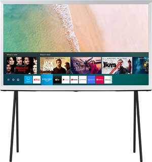 Samsung LS Series QA55LS01TAKXXL 55 inch (139.70 cm) Ultra HD 4K Quantum HDR QLED NFC Compatible Smart TV