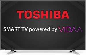 Toshiba L58 Series 32L5865 32 inch (81.28 cm) HD Ready LED Slim Smart TV