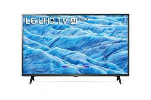 LG UM72 Series 43UM7290PTF 43 inch (109.22 cm) Ultra HD 4K IPS Panel LED HDR 10 Pro Wireless Sound Android Smart TV
