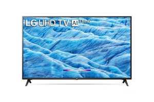 LG UM72 Series 55UM7290PTD 55 inch (139.70 cm) Ultra HD 4K IPS Panel LED HDR 10 Pro Wireless Sound Android Smart TV