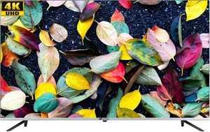 Sansui JSW55ASUHD 55 inch (139.70 cm) Ultra HD 4K HDR 10 LED Smart TV