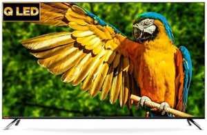 Sansui JSC55LSQLED 55 inch (139.70 cm) Ultra HD 4K QLED Ultra-Slim Smart TV
