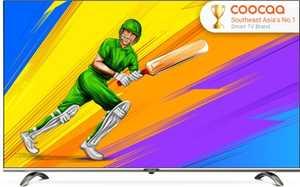 Coocaa 32S3U 32 inch (81.28 cm) HD Ready LED Dustproof and Fireproof Smart TV