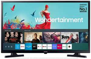 Samsung Series 4 UA32T4340AKXXL 32 inch (81.28 cm) HD Ready HDR LED Built-in PC Mode Gaming Smart TV