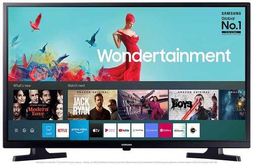 Samsung Series 4 UA32T4340AKXXL 32 inch Gaming Smart TV