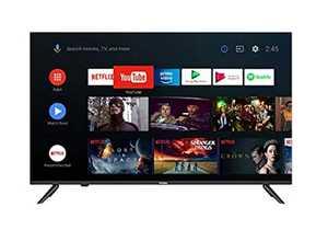 Haier LE40K6600GA 40 inch (101.60 cm) Full HD HDR LED Bluetooth Voice Remote Control Smart TV
