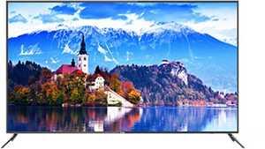 Haier LE55U6900HQGA 55 inch (139.70 cm) Ultra HD 4K HDR 10 LED Bluetooth Voice Remote Control Smart TV