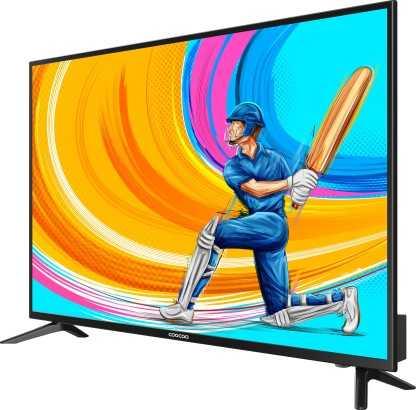 Coocaa 50S3N 50 inch (127.00 cm) Ultra HD 4K HDR 10 LED Eye Care AI Gaming Smart TV
